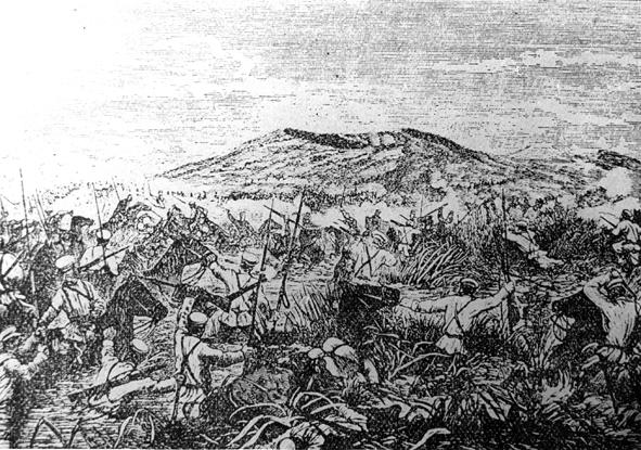 Боят на казаците за Севлиево
